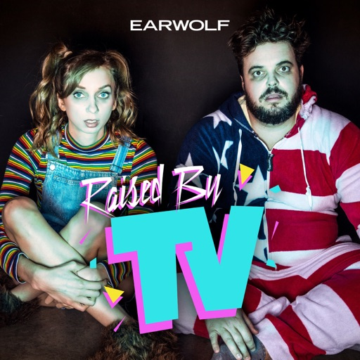 Cover image of Raised by TV