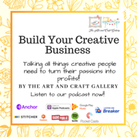 Build Your Creative Business podcast
