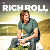 Podcast cover art for The Rich Roll Podcast