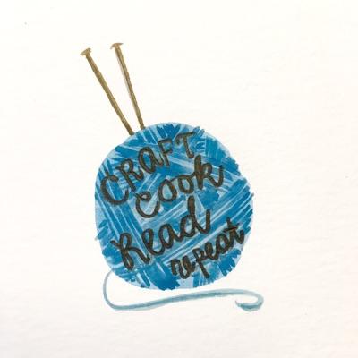 Craft Cook Read Repeat:craftcookreadrepeat