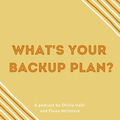 What's Your Backup Plan?