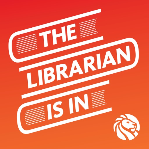 Cover image of The Librarian Is In
