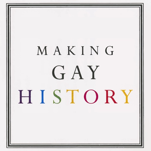 Cover image of Making Gay History