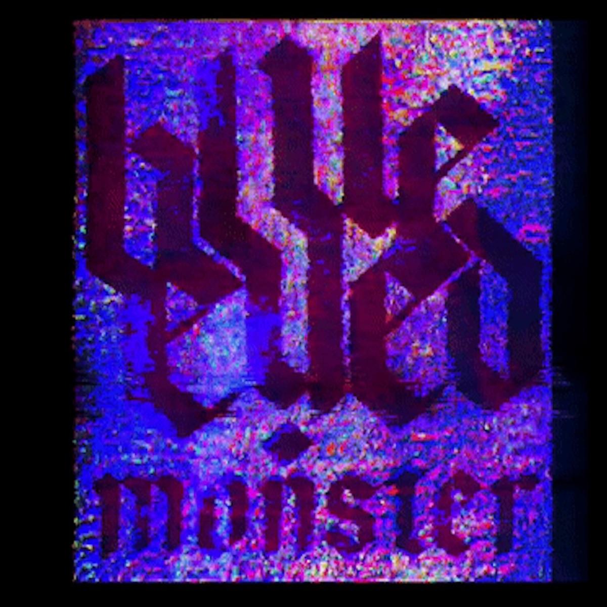 BLUE EYED MONSTER