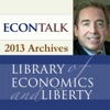 EconTalk Archives, 2013 artwork