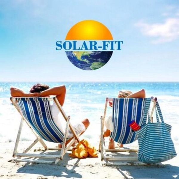 Solar-Fit Renewable Energy Radio