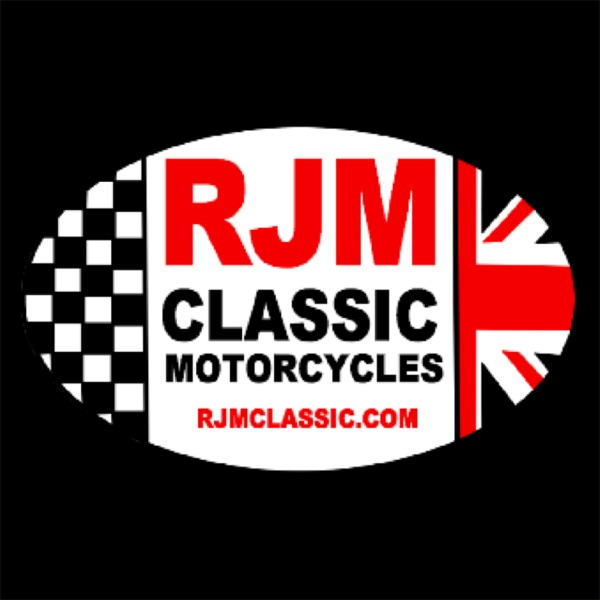 The RJM Classic Motorcycles Podcast