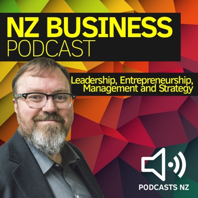 NZ Business Podcast - Paul Spain:WorldPodcasts.com / Podcasts NZ / Gorilla Voice Media