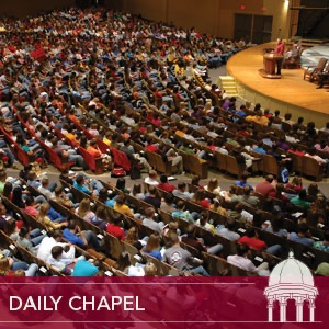 Daily Chapel - Video - Podcasts