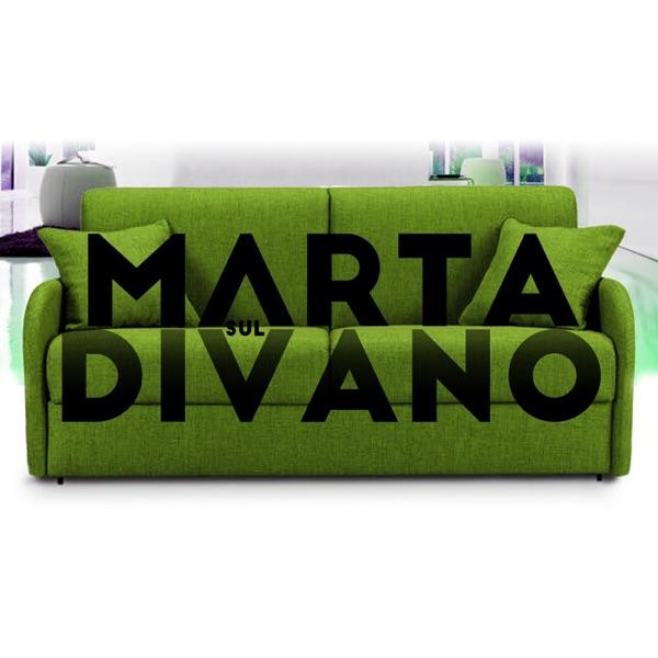 Marta sul Divano