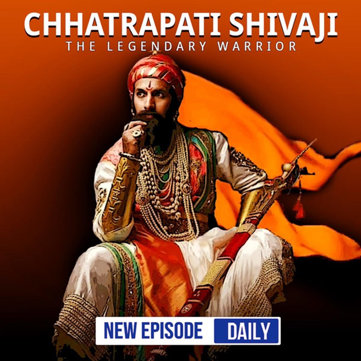 Chhatrapati Shivaji- The Legendary Warrior Season-1 | Author- Rahul H. Joshi
