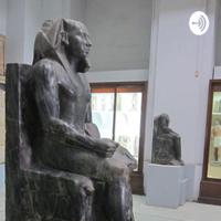 Ancient Art History (Egypt): Ka Statue of Khafre Enthroned podcast