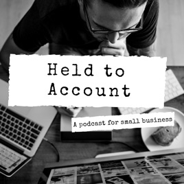 Held to Account on Apple Podcasts