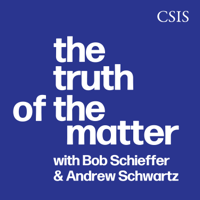 Podcast cover art for The Truth of the Matter