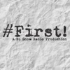 First! Hosted by Alex and Spencer artwork