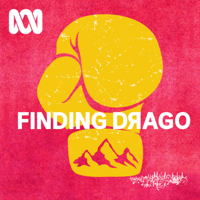 Podcast cover art for Finding Drago