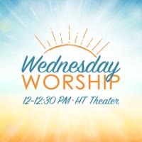 Wednesday Worship podcast