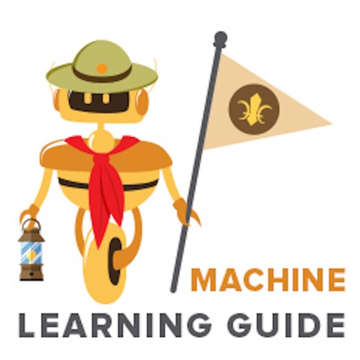 Cover image of Machine Learning Guide
