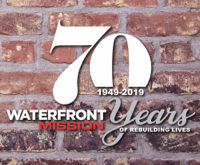 Waterfront Rescue Mission Presents Confessions of a Homeless Man podcast