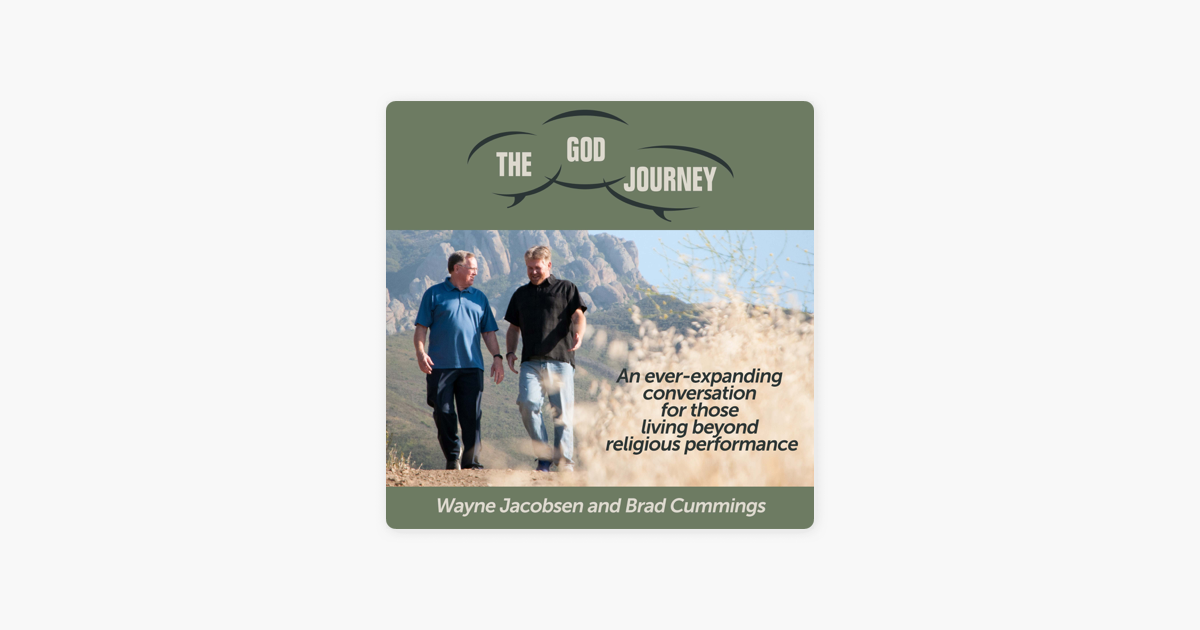 The God Journey on Apple Podcasts