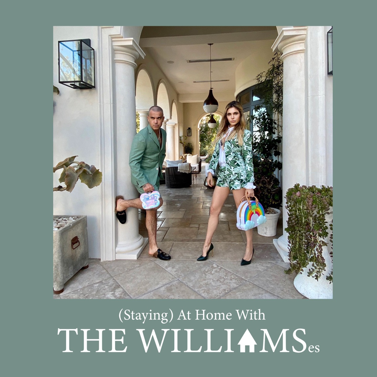 (Staying) At Home With The Williamses