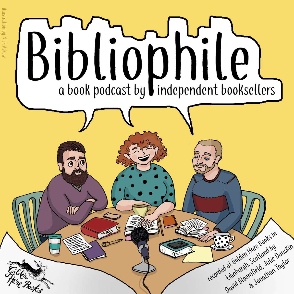 Bibliophile | Book talk and recommendations from independent booksellers