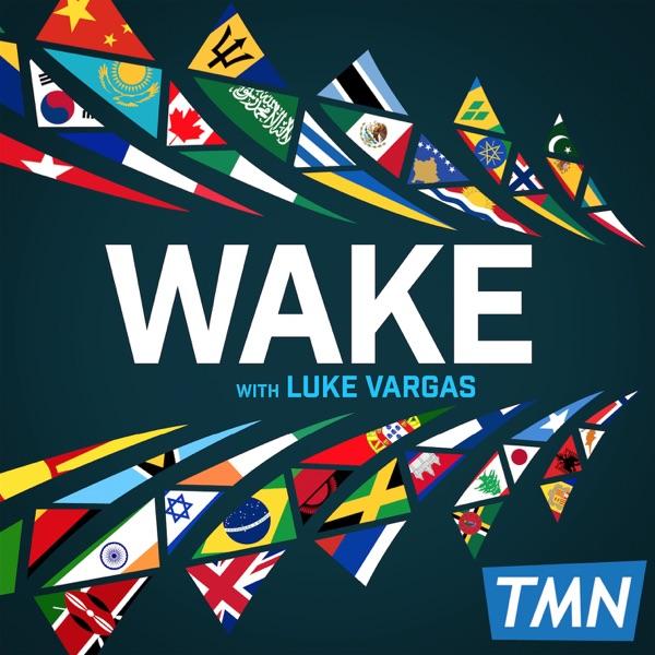 """""""Wake"""" with Luke Vargas"""