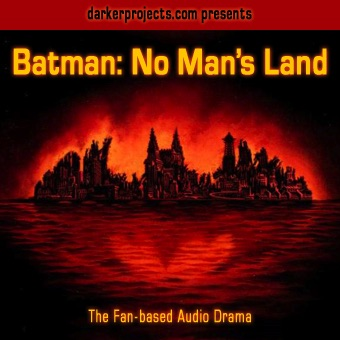 Batman: No Man's Land banner backdrop