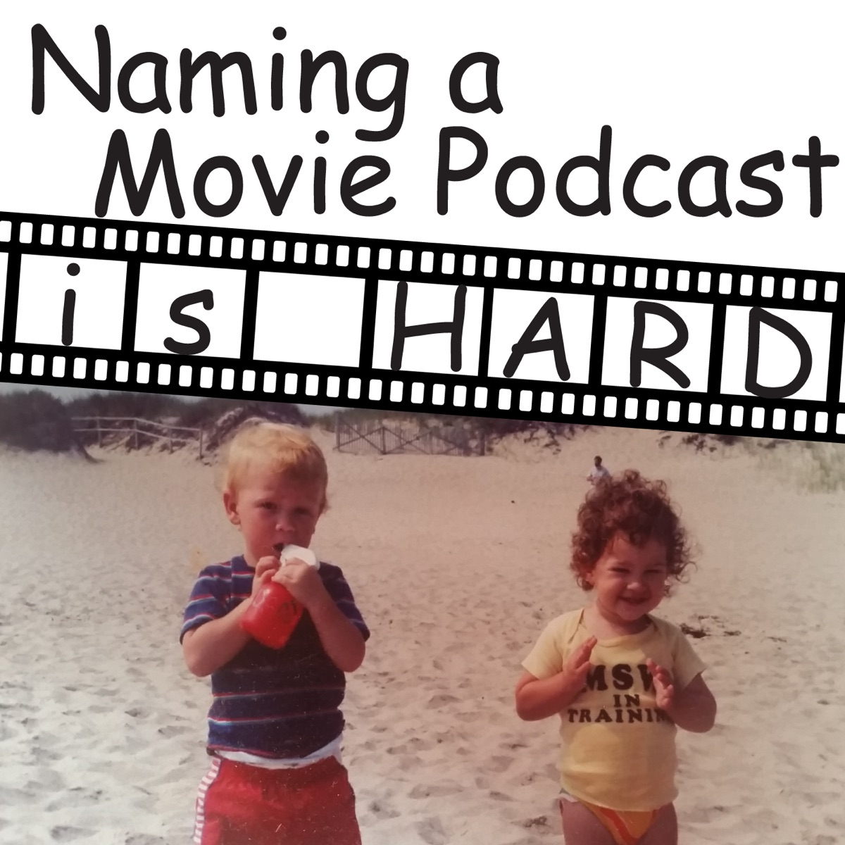 Naming A Movie Podcast Is Hard