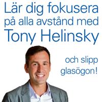 Lär dig fokusera på alla avstånd med Tony Helinsky podcast
