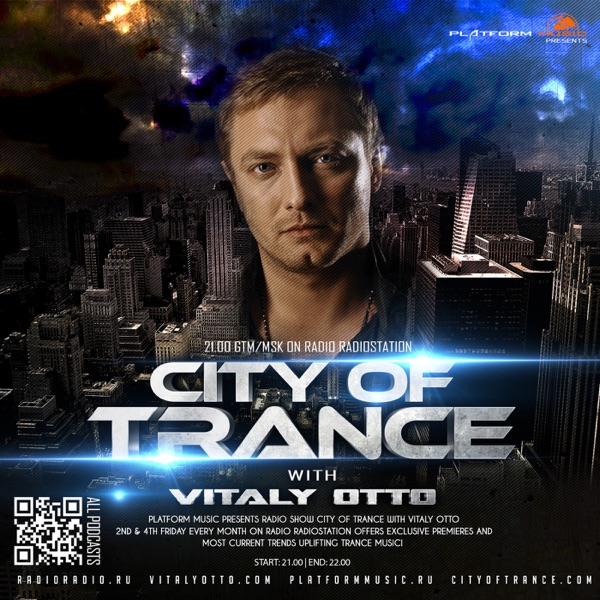 City of Trance with Vitaly Otto