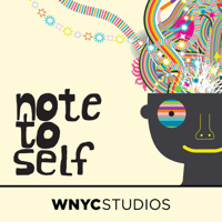 Podcast cover art for Note to Self