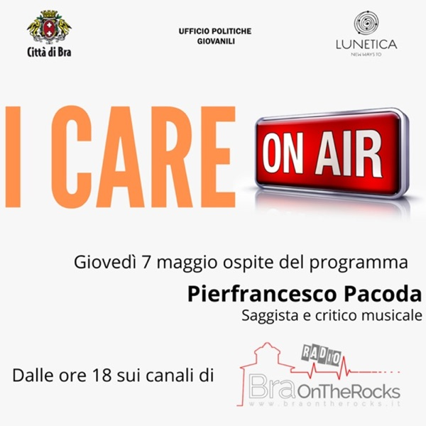 I Care. On Air