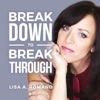 Lisa A Romano Breakdown to Breakthroughs artwork