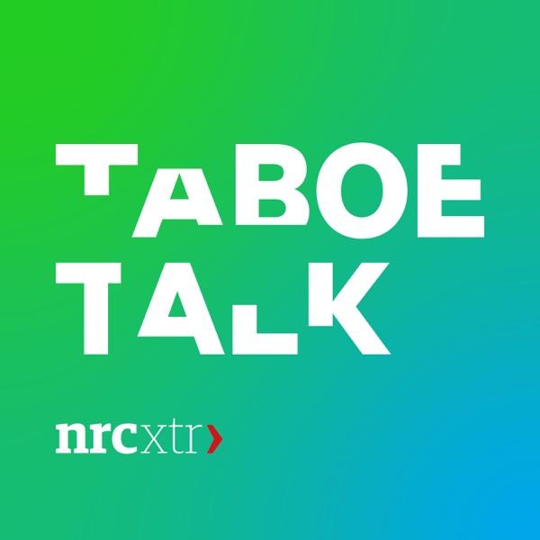 Taboe Talk. Een podcastserie over onbespreekbare onderwerpen.
