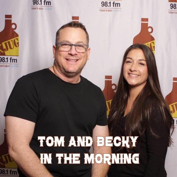 Tom & Becky in the Morning