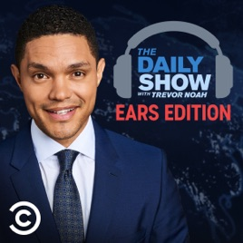 The Daily Show: Ears Edition Book Cover