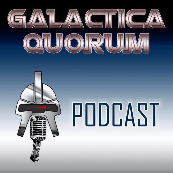 Galactica Quorum - a Battlestar Galactica fan podcast
