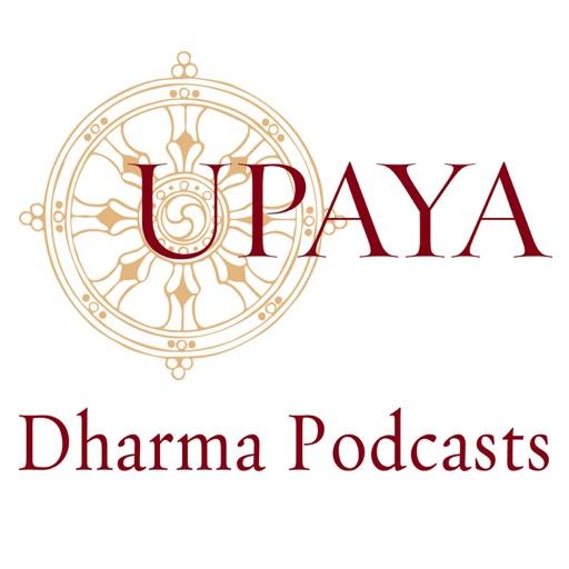 Cover image of Upaya Zen Center's Dharma Podcast