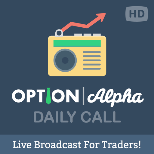 "Cover image of The ""Daily Call"" From Option Alpha"