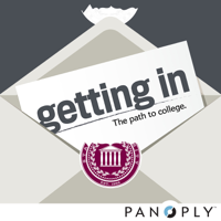 Getting In: Your College Admissions Companion podcast