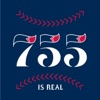 755 Is Real: A show about the Atlanta Braves artwork