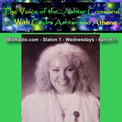 The Voice of the Ashtar Command Commander Lady Athena Sheran:BBS Radio, BBS Network Inc.