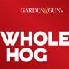 Garden & Gun's Whole Hog artwork