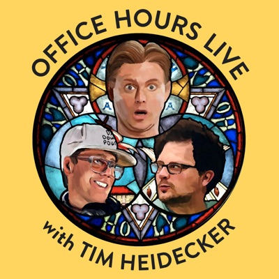 Office Hours Live with Tim Heidecker:Office Hours Live