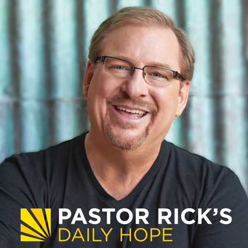 Cover image of Pastor Rick's Daily Hope