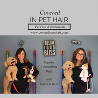 Covered In Pet Hair podcast