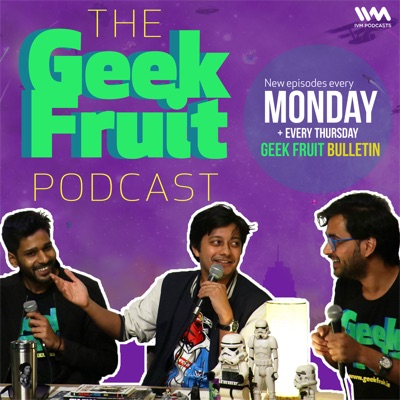 Ep. 267: Geek Fruit N Nut