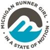 Michigan Runner Girl artwork