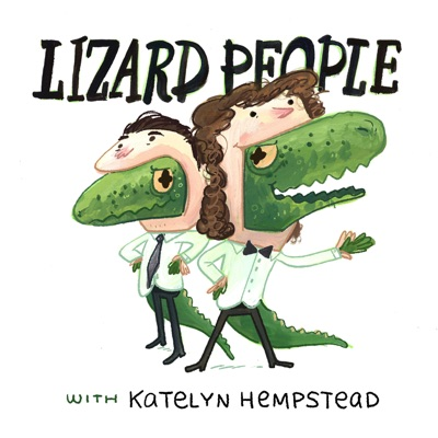 Lizard People: Comedy and Conspiracy Theories:Lizard People